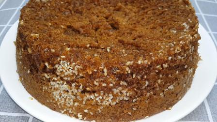 发糕这做法太香了,加2勺糯米粉,比面包蛋糕还香,吃过就念念不忘