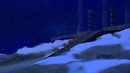 果果骑侠传:小伙伴们在作战,果果却在做美梦,这可太耽误事了(1)