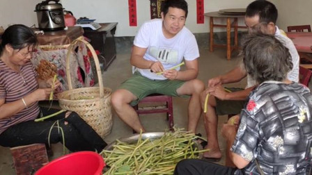 """湖南邵阳人才会做的""""酸菜"""",90岁老奶奶传授经验,3天就能吃了"""