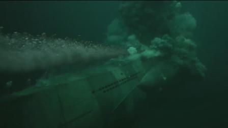 五部深海潜艇战争大片,水下厮互射鱼雷,场面壮烈宏大
