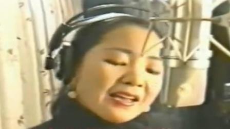邓丽君  船歌 彩排录音 1985NHK演唱会