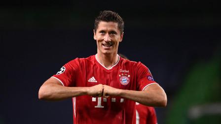 2019-20赛季欧冠重启后进球集锦 猜猜谁进球最多?
