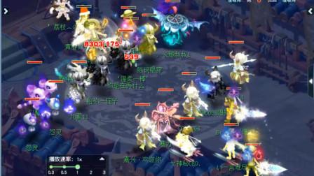 梦幻西游:西栅老街暴力阵容剑会,须弥怒秒1万,这个神木林太爆炸了