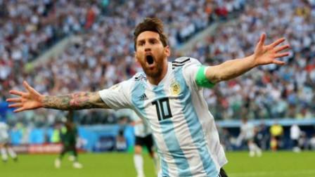 梅西绝杀尼日利亚 C罗送西班牙回家 重温2018世界杯十大精彩进球