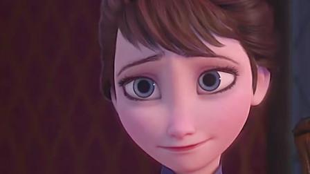 冰雪奇缘:我猜爱莎父母之所以会翻船,是因为卷进了帮小美人鱼变双腿的女巫和王子的战斗