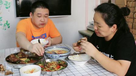 想吃酱大骨不用去饭店,方法教你在家就能做,酱香浓郁,老婆直呼太香了