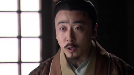 男子拜见韩信,并献上一纸帛书,没想到韩信看完大怒:一派胡言!