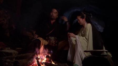 夫妻俩流亡山洞,哪料丈夫竟提出奇葩要求,妻子反应令人意外!