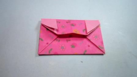 手工折纸信封,简单易学还超实用