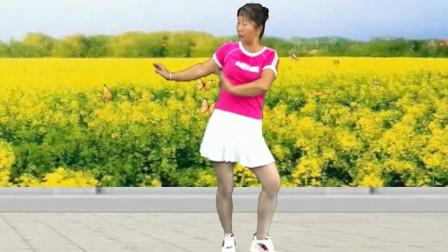 宇美广场舞原创《别碰我的妞》正、背面演示及口令教学