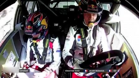 宛如一部大片! WRC2020墨西哥站奥吉尔夺冠精彩镜头