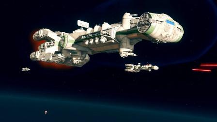 《星球大战:战机中队》单人战役模式故事介绍