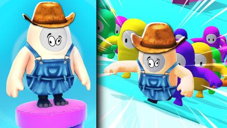 糖豆人山寨手游版是什么样子的,可玩了后还真的觉得蛮不错