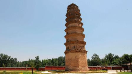 """中国版""""比萨斜塔"""",屹立千年倾斜不倒,何时修建没有详细记载!"""