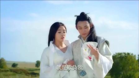 兰陵王妃:王妃绣了两条手帕,不料看起来太平常,下秒两条重叠起来瞬间惊艳
