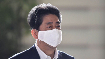 快讯!日本首相安倍晋三决定辞去首相一职