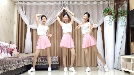 超火DJ热歌《傻得很潇洒》64步精选广场舞