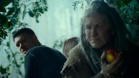 河神跟美女谈恋爱,却不知她是老女人变的,还用命救她