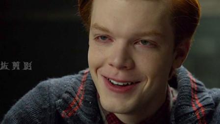 哥谭:什么是勇气?压力面前保持优雅,小丑真的帅炸了!
