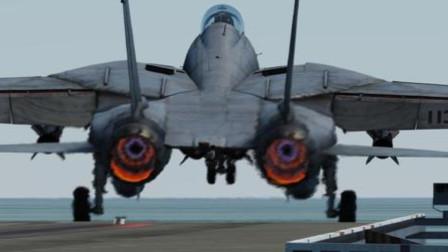 美军雄猫战机,它的外形酷炫绝伦,深受军机迷们的喜爱