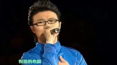 汪峰演唱最拿手的一首励志歌曲,别人真的无法超越