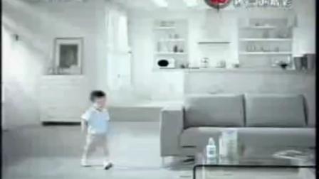 完达山元乳幼儿配方奶粉广告