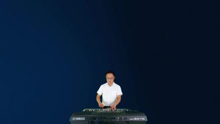 《后悔当初没把你挽留》DJ版电子琴音乐