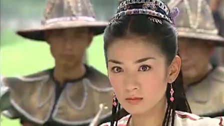 还珠格格:小燕子和缅甸公主慕沙的这段精彩打戏,谁会更胜一筹呢?