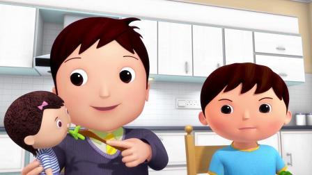 多吃水果和蔬菜 做一名优秀的孩子