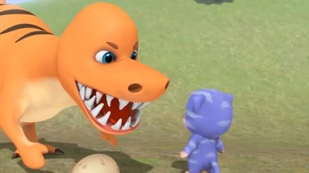 帮恐龙妈妈找回恐龙蛋