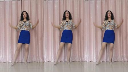 时尚动人的舞步 舒缓好听的歌曲 寄托心中的思念