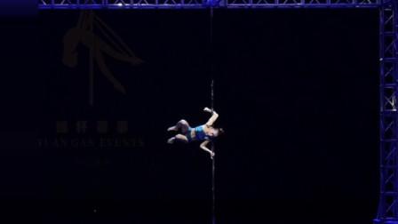 2020中国钢管舞公开赛竞技女子组六强谢和香