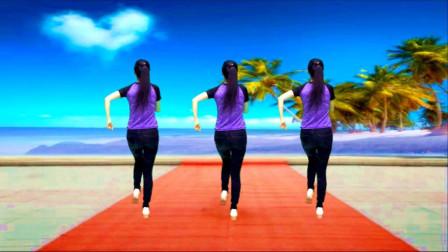 跳这支腿部健身操,踢走湿气,踢出健康,快乐瘦身