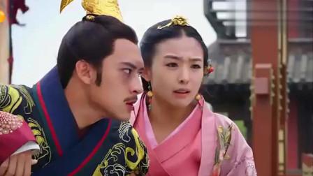 兰陵王妃:皇上拼死吐血只为上朝,不料竟遇歹徒,下秒王妃以身做盾牌!