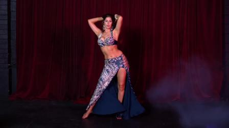 风情肚皮舞 艺术源于生活展示