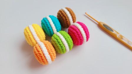 马卡龙彩色球:小色彩释放大可爱,搭配挂件配饰