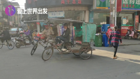 实拍福州闽侯千年古镇,有条街几十年没变过,还是那样