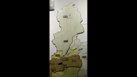 山东省济南市地图