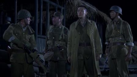 小鬼子敢死队偷袭国军指挥部,国军师长亲自端起机枪迎战鬼子