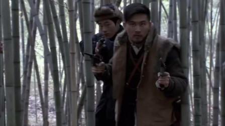 影视:一群土匪追击解放军军官,对方身边有神枪手,土匪反被重创