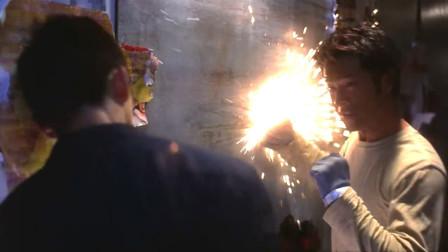 野兽之瞳:阿瞳找到那个选手,两人拼肉搏,竟然打出了火花