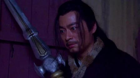 武松:林冲风雪山神庙,杀死高太尉狗腿之后雪夜上梁山