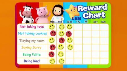 Littlebabybum:奖励不拿玩具不拿饼干,做个听话的小宝贝!