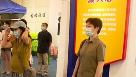"""""""党员先上!""""#华山医院员工防疫展上哽咽:拍这张照片时我在场……#上海战疫 #华山医院 #我们众志成城 #坚守"""