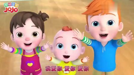 超级宝贝:宝宝们都爱妈妈,哥哥送妈妈生日贺卡,姐姐准备蛋糕