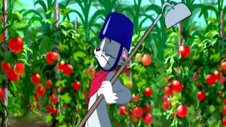 猫和老鼠四川话搞笑配音 第一季 第125集 汤姆猫开农家乐老鼠来吃白食?