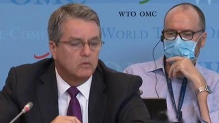 新闻30分 2020 日内瓦 世贸组织总干事阿多31日正式离任