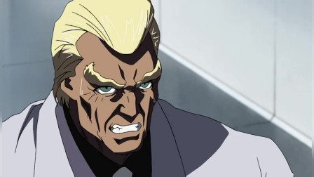 强殖装甲:阿卡菲尔刚出现就消灭阿鲁特,一说话就让吉姆觉得恐怖