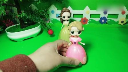 小猪佩奇玩具:王子选美大赛谁是最美公主呢?