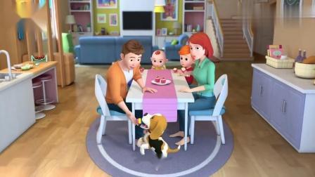 超级宝贝:大家一起吃蛋糕,杯子蛋糕看起来很美味呀,好喜欢啊